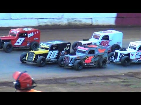 Dwarf Car Feature @ River City Speedway 2019