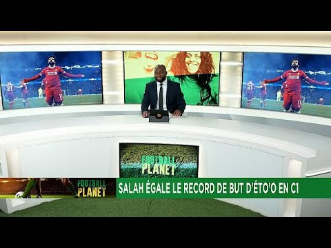 Mohamed Salah is breaking records for fun [Football Planet]
