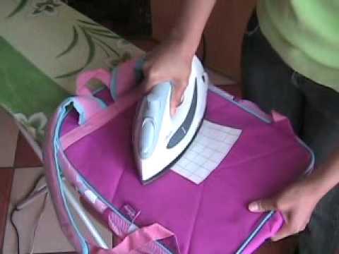 Etiqueta para youtube for Como colocar una mochila de inodoro