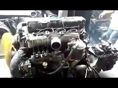 4d30 engine old model from clear point auto parts w papers youtube rh youtube com Small Engine Repair Manuals Deutz Engine Parts Manual