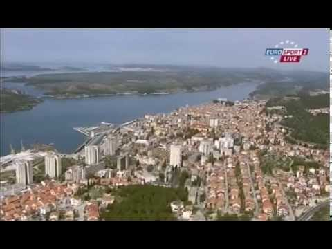 Tour of Croatia 2015 - Stage 2 -  Šibenik area