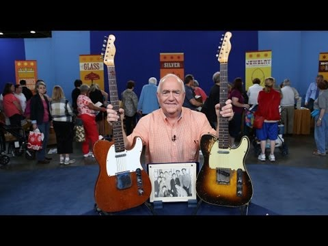 Fender Telecaster Guitars and Beatles Photo | Owner Interview | Detroit