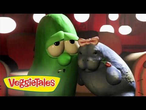 Veggie Tales | Endangered Love | 1 Hour Silly Song Compilation | Veggie Tales Silly Songs With Larry