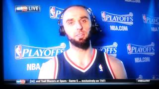 Marcin Gortat! Playoffs vs Pacers
