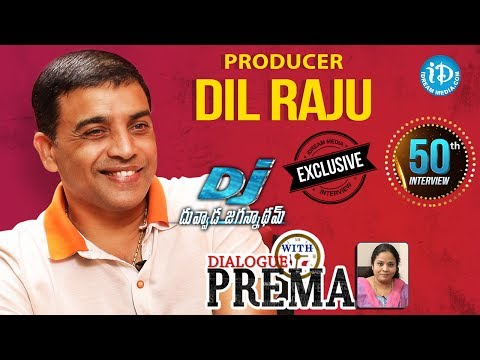 #DJ Producer Dil Raju Exclusive Interview || Dialogue With Prema || CelebrationOfLife #50 || #421 Mp3
