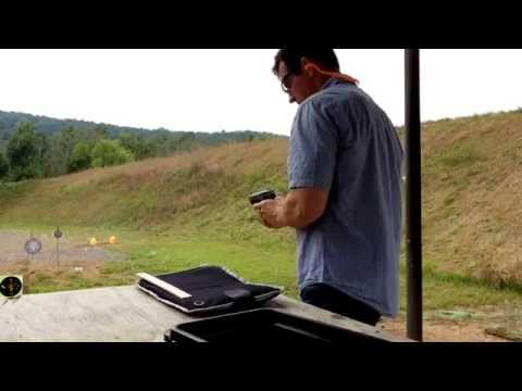 First shots with a Kahr PM9