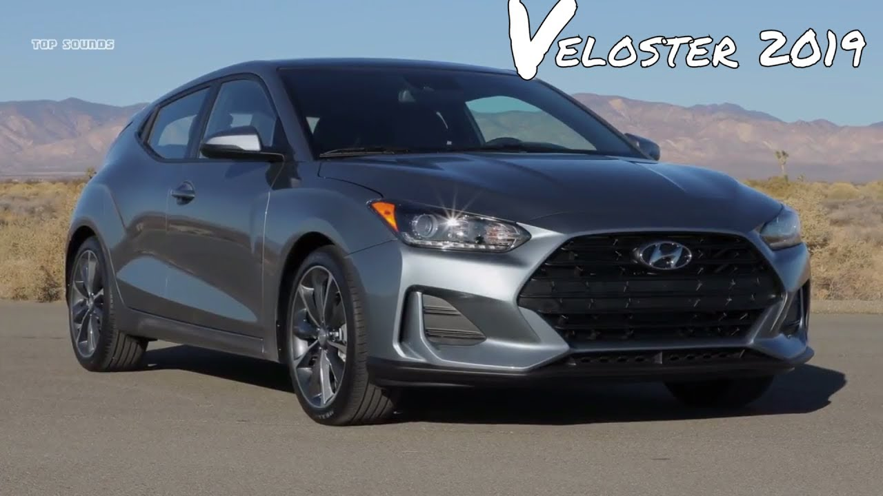 Amazing Hyundai Veloster 2019   Design, Exterior, Interior   Top Sounds