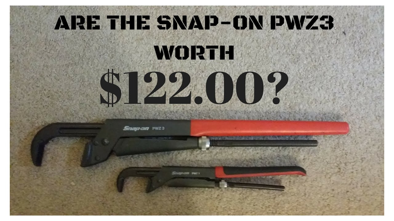Are Snap On Pwz3 Worth 122 00 Find Out In This Episode