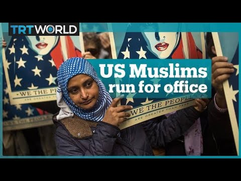 Wave of Muslims running for office in the US