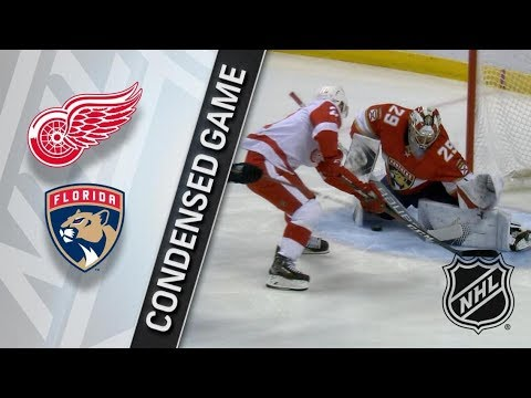 Detroit Red Wings vs Florida Panthers – Feb. 03, 2018 | Game Highlights | NHL 2017/18. Обзор матча