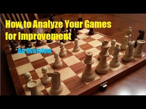 How to Analyze Your Game for Improvement