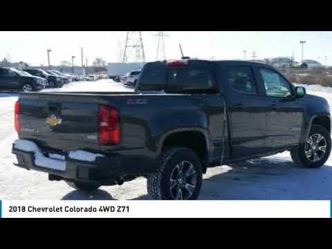 2018 Chevrolet Colorado Roseville, Fridley, St. Paul, Minneapolis 185530