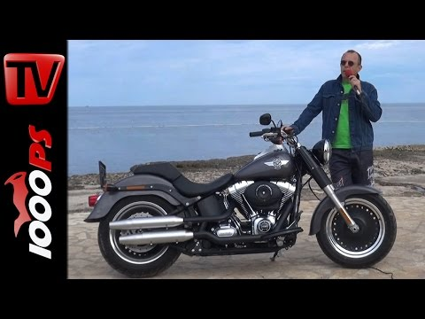 Harley-Davidson Fat Boy goes Istrien | Review & Onboard