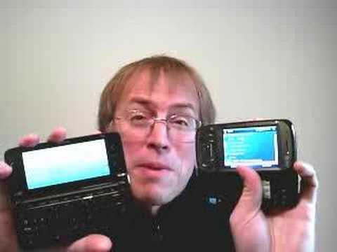 Smartphones Show 46 (Nokia E90 vs HTC Kaiser/TyTN II/Tilt)