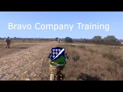 Arma 3 506th IR Bravo Company Training
