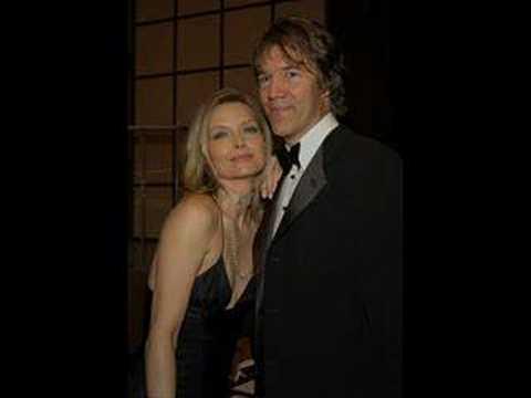 Michelle Pfeiffer and David E. Kelley