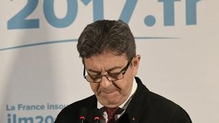 فرنسا: مرشح اليسار الراديكالي للرئاسة جان لوك ميلنشون لا يدعو إلى التصويت لأي من الفائزين