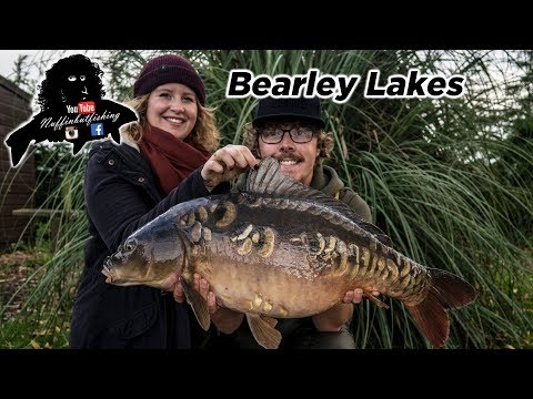 Bearley Lakes Fishing Holiday