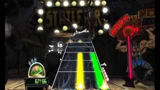 Guitar Hero World Tour PC gameplay - Lenny Krevitz - Are you Gonna Go my Way - 720p
