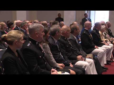 Lt. Gen. Robert R. Ruark Retirement Ceremony