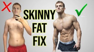 What to do iḟ You're SKINNY FAT (BULK vs CUT vs RECOMP)