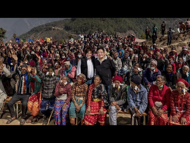 Tej Kohli And Dr Sanduk Ruit Unite To Cure 500,000 Of Blindness In The World's Poorest Communities