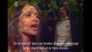 Illés együttes – Hogyha egyszer – Esperanto – subteksto
