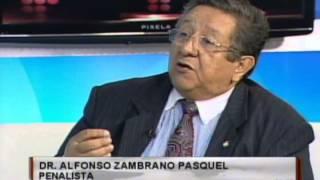 Dr. Alfonso Zambrano Pasquel