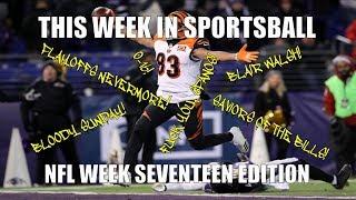 This Week in Sportsball: NFL Week Seventeen Edition