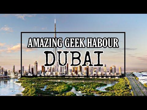 AMAZING CREEK HABOUR | Creek Habour in Dubai | Dubai creek habour | Thanu style