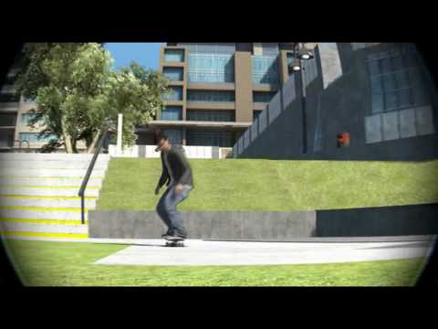 Ea Skate 3 - The Carlsbad Gap , A Realistic Montage