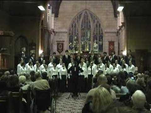A Gaelic Blessing (John Rutter) SATB choir