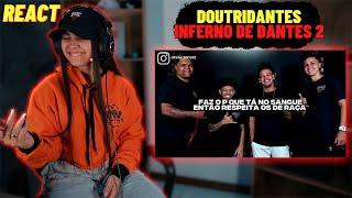 DOUTRIDANTES - INFERNO DE DANTES 2 [REACT Mah Moojen]