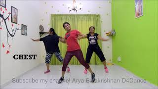 ARYA'S FITNESS HUB Ep- 4 (Upperbody Workout)