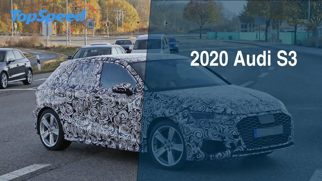 2020 Audi S3 Youtube