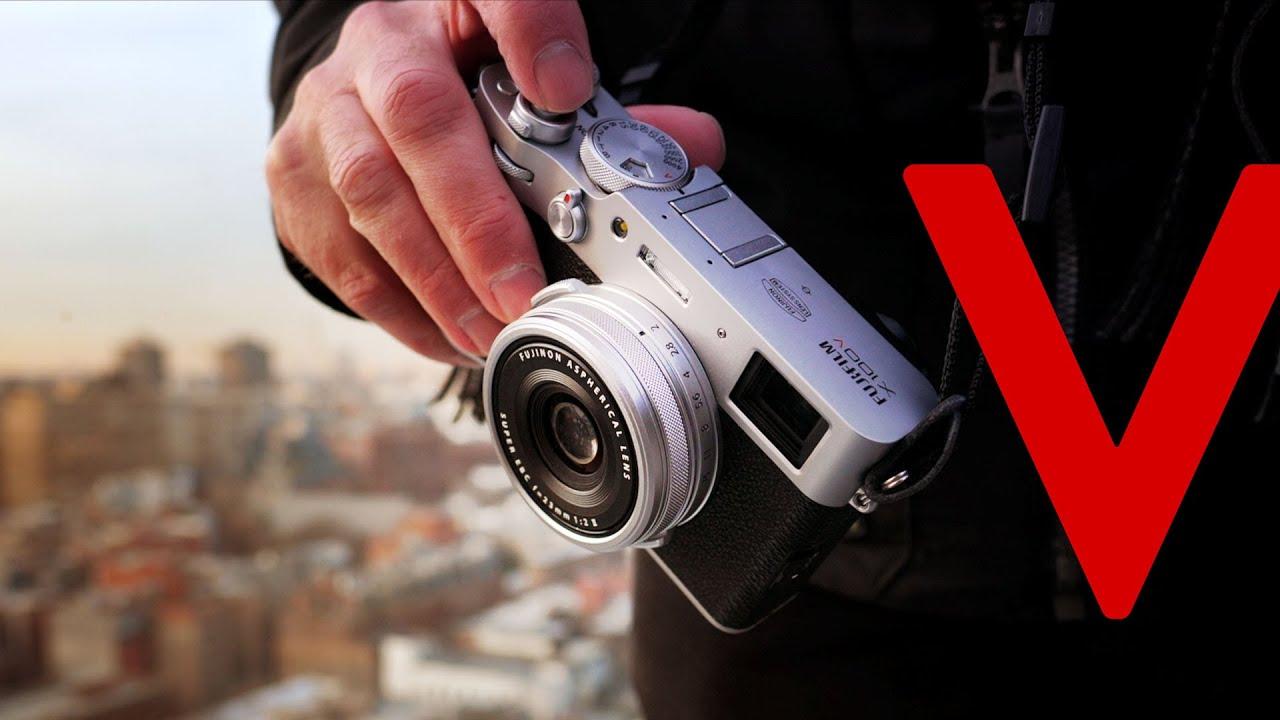 Fujifilm X100V :: Hands On in NYC