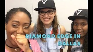 [vlog + concert footage] HI TOUCH WITH SEVENTEEN?! DIAMOND EDGE TOUR in DALLAS