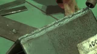 Урок 19. Заполнение кромок. Видео уроки по аргоновой сварке.