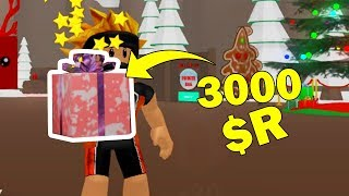 WE are PACKING GIFTS for $3000-ROBLOX