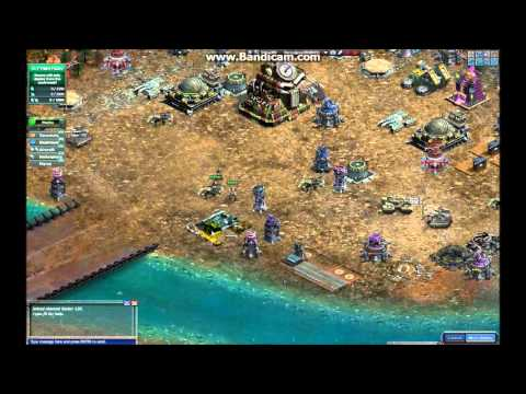 War Commander: Operation Isolation Eastern Horde base 95