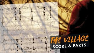THE VILLAGE (James N. Howard) | Suite | Orchestral Score & Parts