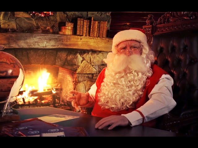 The Invention of Santa is Asinine