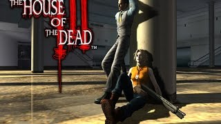 House of the dead 3 (Xbox) HD - 2 Players