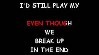 NJBOB281 06 Swindell, Cole RT Break Up In The End