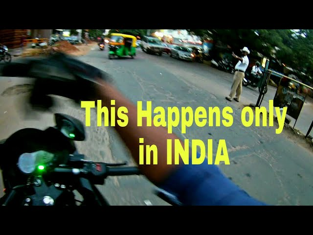 This happens only in INDIA | Stupid people vs Biker | Angry moment | Breaking the rules