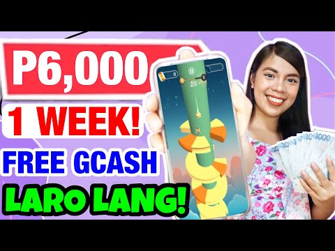FREE GCASH: P6,000/week #1 HIGHEST PAYING LEGIT APP KAHIT NO INVITES! JUST PLAY THIS GAME OWN PROOF