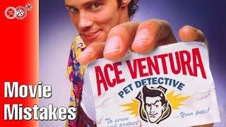 Ace Ventura: Pet Detective - Movie Mistakes -- Mechanicalminute