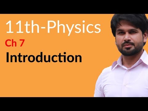 FSc Physics Book 1, Ch 7 - Introduction to Oscillation - 11th Class Physics