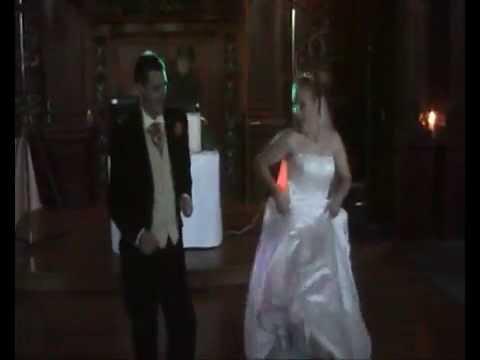 Colin Amp Jenny Morgan First Wedding Dance Youtube