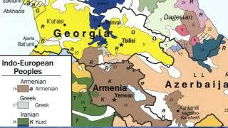 Что говорят карты Кавказа